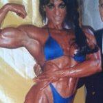 Preparadora de fitness y culturismo natural Susana Alonso Fitness