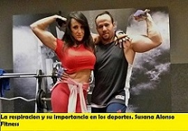 La importancia de la respiracion. Susana Alonso Fitness