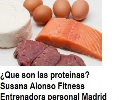 ¿Qué son las proteínas? Para que sirven y su uso en los deportes