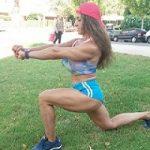 Rutina fitness para mujer. Tonificar y endurecer el cuerpo