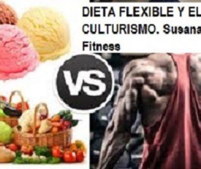 Aprende todo lo necesario sobre la dieta flexible