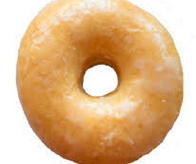 Donut  fitness receta sana y fácil. Entrenador online